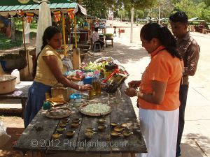 New Year – Buying Temple Pujas
